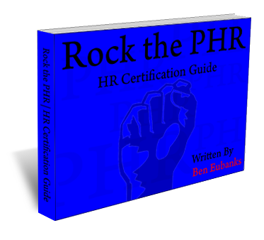 HR certification guide