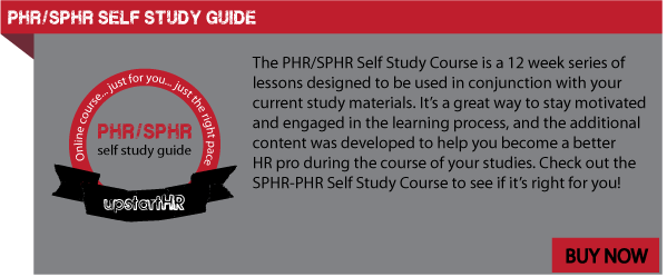 SPHR and PHR Self Study Course