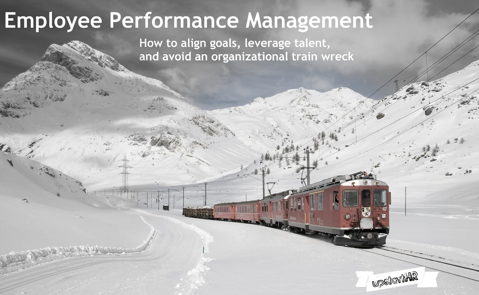employee performance management ebook cover
