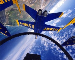 great team blue angels
