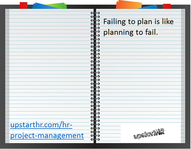 failing to plan planning to fail