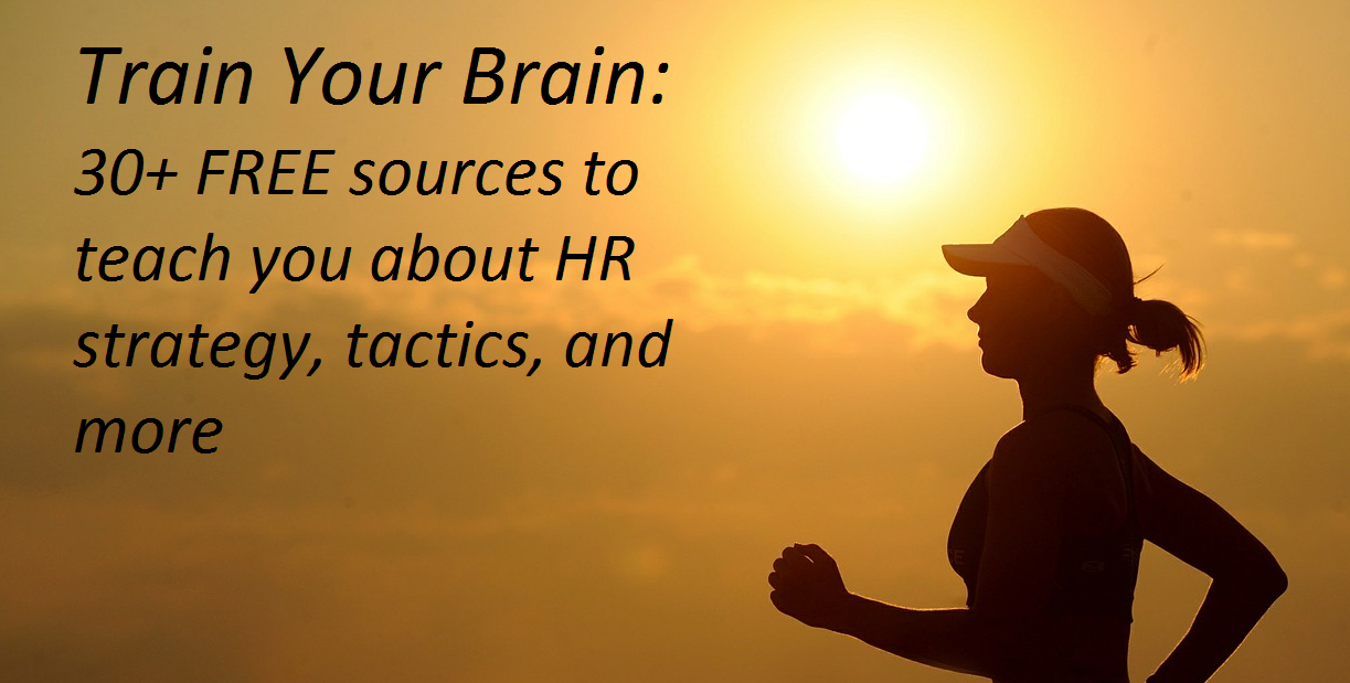 30 free hr training tools