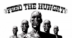 feed the zombies