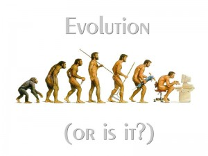 Is it really evolution if nothing changes?