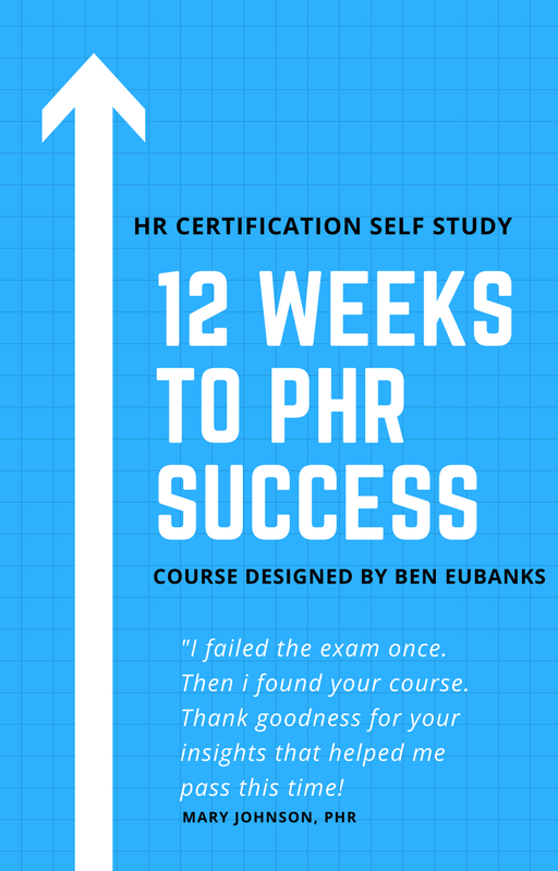 Sphr Phr Self Study Course Upstarthr