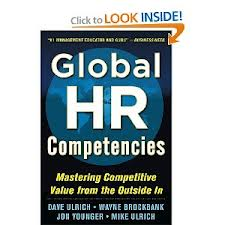 global hr issues competencies
