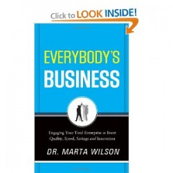 Everybody's Business - Marta Wilson