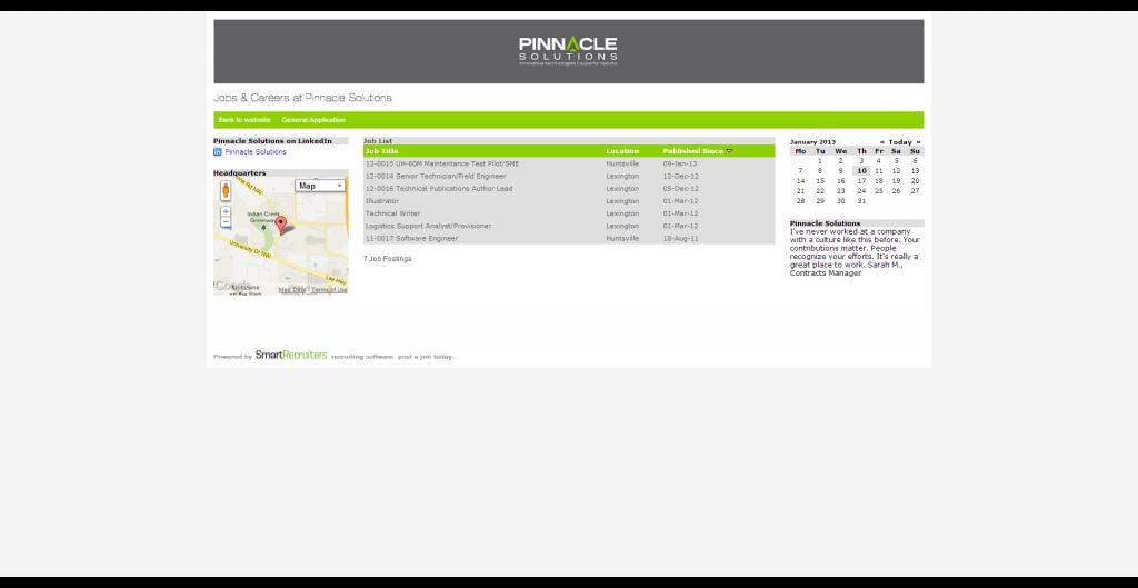 Pinnacle Solutions Careers-084903