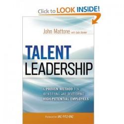 talent leadership book
