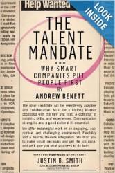 the talent mandate andrew benet