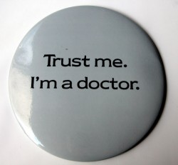 trust button