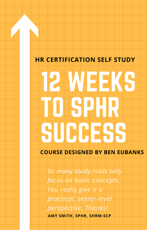 HRCIstudy.com - SPHR & PHR : Targeting Success