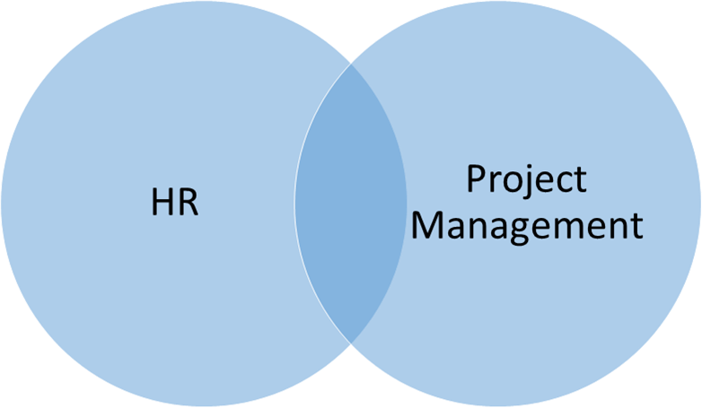 hr project management diagram