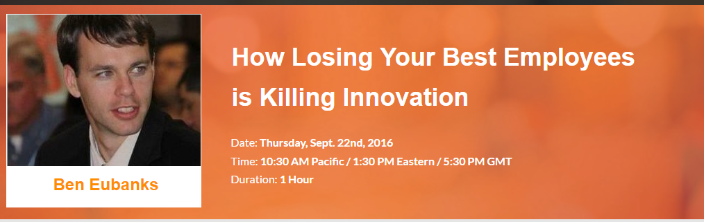 employee innovation retention