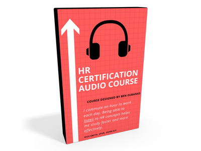 hr certification audio cd